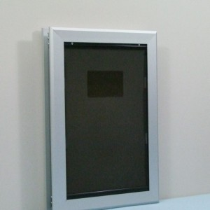 Anodized Aluminium Pet Door – Large
