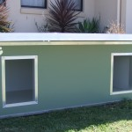 Dual kennel custom made